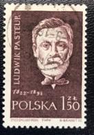 Polska - Poland - P2/12 - (°)used - 1959 - Michel Nr. 1135 - Louis Pasteur - Louis Pasteur