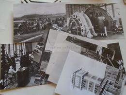 ZA301.29  Mine Mining Industry - Oelsnitz  -  Bergbaumuseum Karl-Liebknecht-Schacht Lot Of 10 Postcards - Mines