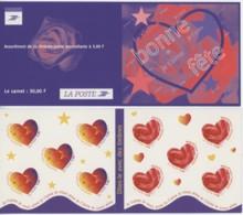 BC 3221 A   Y.T. Carnet France Neuf ** Bonne Fête Je T'aime Coeur - Booklets