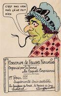 CONCOURS DE FAUSSES NOUVELLES - Le Caquet Empoisonné - Humour