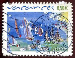 Pays : 189,07 (France : 5e République)  Yvert Et Tellier N° : 3672 (o), Adh 42  [EUROPA] - France