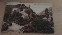 CPA  - 270. MONACO -  Les  Vieux Remparts - Sonstige