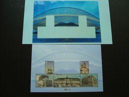 Postzegelblok**Pleinen Van Luik**postfris** - Unused Stamps