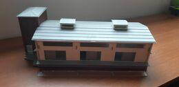 Maquette Faller Echelle HO 1:87  Entrepot De Stockage Avec Dock - Buildings