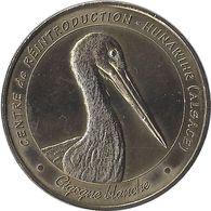 2008 MDP150 - HUNAWIHR - Centre De Réintroduction 5 (Cigogne Blanche) / MONNAIE DE PARIS - Monnaie De Paris