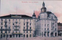 Rorschach SG, Partie Am Hafenplatz, Hotel Anker (28347) - SG St. Gall