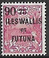 WALLIS-ET-FUTUNA N°34 N* - Wallis And Futuna