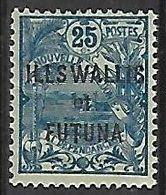 WALLIS-ET-FUTUNA N°8 N* - Wallis And Futuna