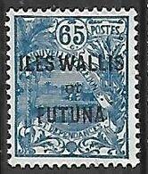 WALLIS-ET-FUTUNA N°41 N* - Wallis And Futuna