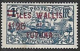 WALLIS-ET-FUTUNA N°35 NSG - Wallis And Futuna