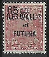 WALLIS-ET-FUTUNA N°32 NSG - Wallis And Futuna