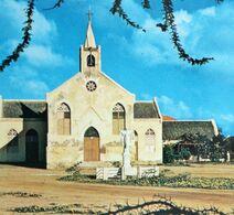 Roman Catholic Church At Savaneta ARUBA Eglise Catholique - Aruba