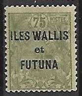 WALLIS-ET-FUTUNA N°14 NSG - Wallis And Futuna