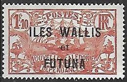 WALLIS-ET-FUTUNA N°42 NSG - Wallis And Futuna