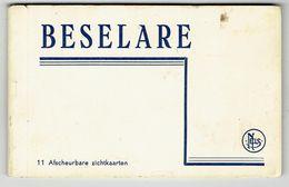 BESELARE - Zonnebeke - Boekje Met 11 Afscheurbare Zichtkaarten - Kompleet - Zonnebeke