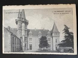 Les Châteaux De Bretagne. 11 Le Henant Côté Sud. Environs De Pont Aven - Pont Aven