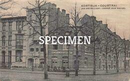 Jan Breidellaan - Courtrai - Kortrijk - Kortrijk