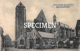 Onze Lieve Vrouwkerk - Courtrai - Kortrijk - Kortrijk