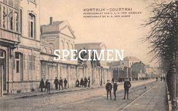 Pensionnaat Van OLV Ter Engelen - Courtrai - Kortrijk - Kortrijk