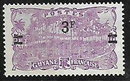 GUYANE N°105 N* - Neufs