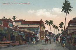 BANGALORE, India , 00-10s ; Street View - Indien