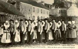 FRANCE - Carte Postale - Les Mariages De Plougastel - Défilé Des Mariés - L 67205 - Plougastel-Daoulas