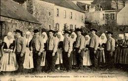 FRANCE - Carte Postale - Les Mariages De Plougastel - Défilé Des Mariés - L 67206 - Plougastel-Daoulas