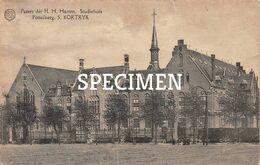 Paters Van De H. Harten Studiehuis Pottelberg - Courtrai - Kortrijk - Kortrijk