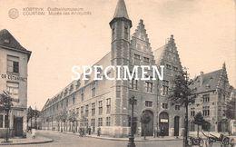 Oudheidsmuseum - Courtrai - Kortrijk - Kortrijk