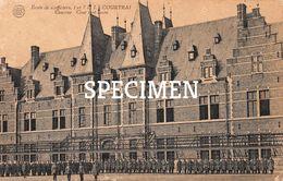 Ecole Des Officiers Caserne Cour Intéreur - Courtrai - Kortrijk - Kortrijk
