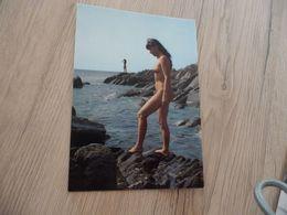 CPA Nu Nude Artistique Femme île Du Levant Méditation - Künstlerische Akte (1960-…)