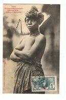 2033-745   Nu Af Noire   Fortier étude 208   La Vente Sera Retirée  Le 30-08 - Süd-, Ost-, Westafrika