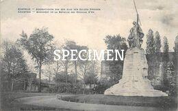 Gedenkteken Van Den Slag Der Gulden Sporen - Courtrai - Kortrijk - Kortrijk