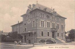 Geneve Hotel L.Arcquebuse - GE Geneva