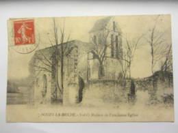 Cpa SOUZY LA BRICHE (91) Ruines De L'ancienne église - Autres Communes