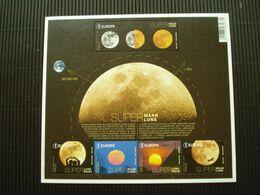 Blok**Super Maan**postfris** - Unused Stamps