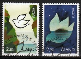 Aland  Europa Cept 1995 Gestempeld  Fine Used - 1995