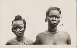 2033-844 Nu Guinée Femme Manou   La Vente Sera Retirée Le 30-08 - Süd-, Ost-, Westafrika
