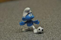 PEYO Smurf-schtroumpf-schlumpf AH Albert-heijn (NL) 2008 Football-voetbal - Smurfs