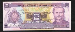 HONDURAS   2  2004  UNC! - Honduras