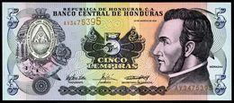 HONDURAS   5  2004  UNC! - Honduras
