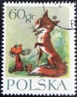 Polska - Poland - P2/13 - (°)used - 1962 - Michel Nr. 1364 - Sprookjes - 1944-.... Republic