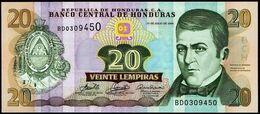 HONDURAS   20  2006  UNC! - Honduras