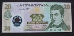 HONDURAS   20  2008  ПОЛИМЕР  UNC - Honduras