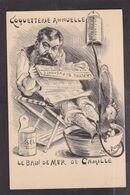 CPA Pelletan Clistère Par Léon Roze Non Circulé Satirique Caricature - Satiriques