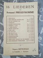 Armand Preud'homme Kempenland Boerenkermis Autocar - Histoire