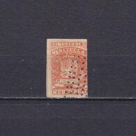 VENEZUELA 1859, Sc #4, Used - Venezuela
