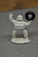 Old Metal Michelin Banden Bibendum - Figurines