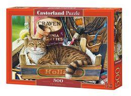 "NEW CASTORLAND Puzzle 500 Pc Tiles Pieces Jigsaw ""Fothergill"" - Puzzles"