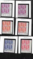 Lot Coins Datés Type Marianne De Gandon ( - 1940-1949